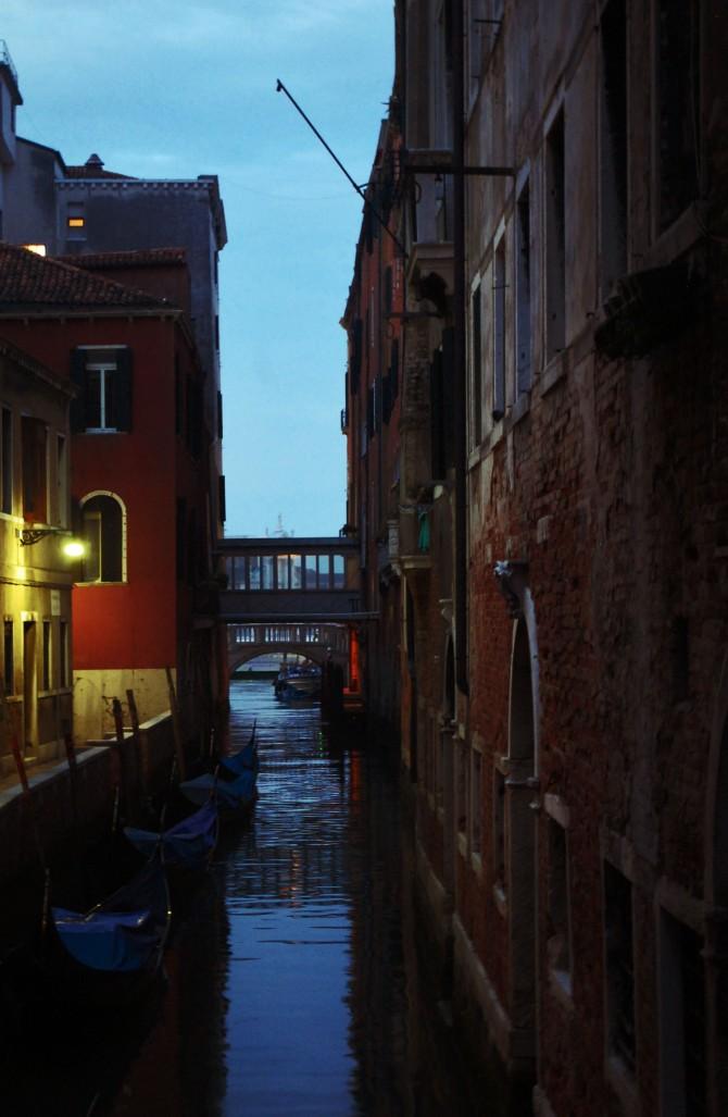 Pre-Dawn Venezia II